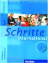 Schrite International 3 (Kursbuch+ Arbeitsbuch)