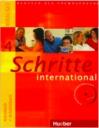 Schrite International 4 (Kursbuch+ Arbeitsbuch)