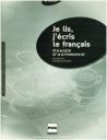 Je Lis, J'Ecris Le Fracias (Cahier D'Autonomie)
