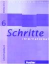Schritte International 6 (Lehrerhanbruch)