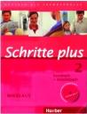 Schritte Plus 2 (Kursbuch+ Arbeitsbuch)