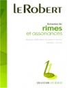 Dictionnaire De Rimes ET Assonances