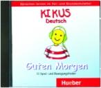 Kikus Deutsch (Liederheft CD)