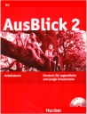 Ausblick 2 (Arbeitsbuch With Audio CD)