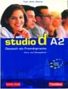 Studio D A2 (Kurs-Und Ubungsbuch)