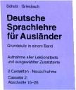 Deutsche Sprachlehre Fur Auslander (Audio Cassette)