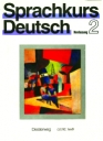 Sprachkurs Deutsch 2 (Audio Cassette)