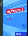 Deurch.Com 1 Kursbuch (2 CDs)