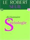Dicionnaire De Sociologie