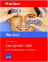 Kurzgrammatik Deutsch