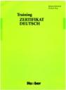 Training Zertifikat