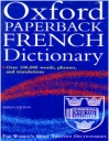 Paperback French Dictionary