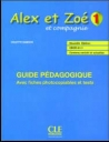 Alex Et Zoe 1 (Et Compagnie) Guide Pedagogique