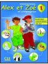 Alex Et Zoe 1 (Et Compagnie) Methode De Francais