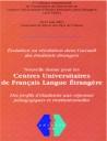 Centres Universitaires De Francias Langue Etrangere