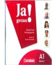 Ja! Genau-A1 Band 2 (Audio-CD)