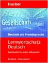 Lernwortschatz Deutsch 1
