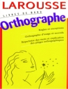 Livres De Bord Orthographe