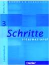 Schritte International 3 (Lehrerhanbruch)